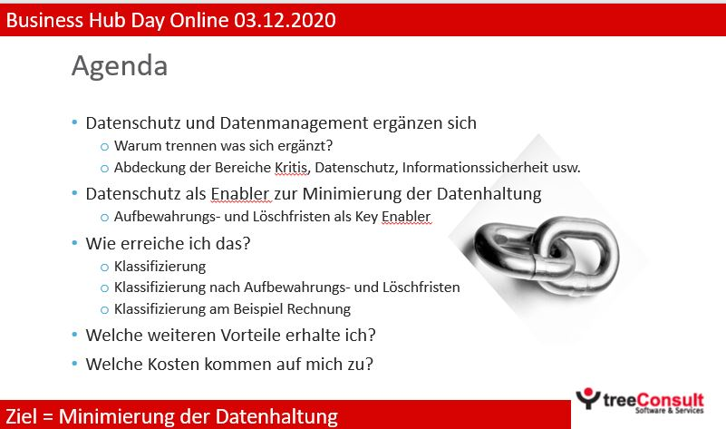 BHD Online - Datenklassifizierung in der Praxis – Siegfried Betke